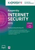 Kaspersky Internet Security 2015 Upgrade (FFP) Windows - CD-ROM