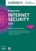 Kaspersky Internet Security 2015 3 User (FFP) Windows - CD-ROM