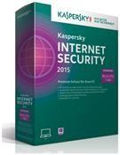 Kaspersky Internet Security 2015 3 User Upgrade (FFP) Windows - CD-ROM