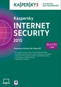 Kaspersky Internet Security 2015 5 User (FFP) Windows - CD-ROM