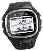 a-rival GPS-Trainingsuhr SpoQ inkl. Herzfrequenzmesser