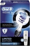 Oral-B TriZone 750 Black mit gratis Reiseetui