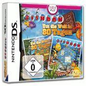 Um die Welt in 80 Tagen + Fishdom (NDS) DE-Version