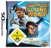 Star Wars: The Clone Wars - Die Jedi-Allianz (NDS) DE-Version
