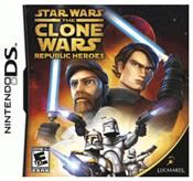 Star Wars: The Clone Wars Republic Hero (NDS) DE-Version