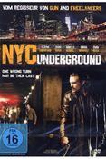NYC Underground (DVD) DE-Version