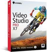 Corel VideoStudio Pro X7 engl. Win
