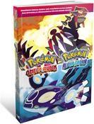 Pokemon Omega Rubin/Alpha Saphir offizielles Lösungsbuch DE-Version