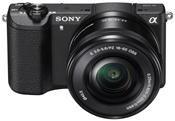 Sony Alpha 5100 Kit schwarz + SEL-P 16-50