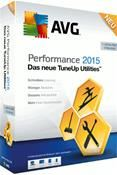 AVG Performance 2015 (3 Plätze) Das neue TuneUp Utilities (PC) DE-Version