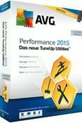 AVG Performance 2015 USB Edition (3 Plätze) Das neue TuneUp Utilities (PC) DE-Version