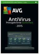 AVG AntiVirus 2015 (3-Platz) (PC) DE-Version