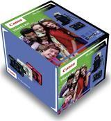 Canon PowerShot SX600 Travel Kit schwarz  inkl. Jobi Gorillapod + Tasche DCC-2500