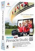 Pinnacle Studio 17 Win DE DL