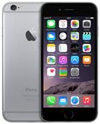 Apple iPhone 6 Apple iOS, Smartphone  in grey  with 16.0 GB storage