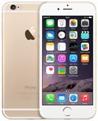 Apple iPhone 6 Apple iOS, Smartphone  in gold  with 16.0 GB storage