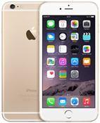 Apple iPhone 6 Plus Apple iOS, Smartphone  in gold  mit 16 GB Speicher