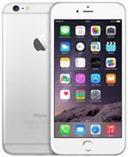 Apple iPhone 6 Plus Apple iOS, Smartphone  in silber  mit 64 GB Speicher