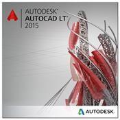 Autodesk AutoCAD LT 2015 SLM 5 Pack