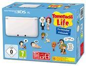Nintendo 3DS XL weiß inkl. Tomodachi Life Limited Edition (3DS) DE-Version