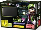 Nintendo 3DS XL schwarz inkl. Luigis Mansion Limited Edition (3DS) DE-Version