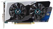 Sapphire Radeon Vapor-X R7 250X 2.0 GB Mid Range Grafikkarte