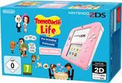Nintendo 2DS pink inkl. Tomodachi Limited Edition (3DS) DE-Version