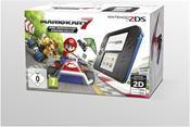 Nintendo 2DS schwarz inkl. Mario Kart 7 - Limited Edition (3DS) DE-Version