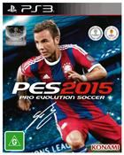 Pro Evolution Soccer 2015 (PES 2015) (PS3) DE-Version