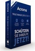 Acronis True Image 2015 für PC Win Mini Box DE-Version