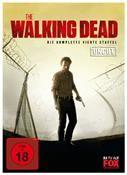 The Walking Dead - 4. Staffel komplett - uncut (DVD) DE-Version
