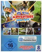 Mega Pack Speicherkarte 8GB inkl. DLC für 5 Adventure Spiele (PSV) DE-Version