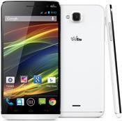 Wiko Slide Android™, Smartphone  in weiß  mit 4 GB Speicher