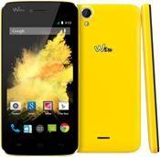 Wiko Birdy Android™, Smartphone  in gelb  mit 4 GB Speicher