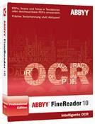 Fine Reader 10 Professional Edition