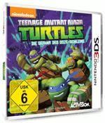 Teenage Mutant Ninja Turtles Die Gefahr des Ooze Schleims (3DS) DE-Version