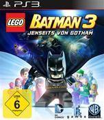 LEGO Batman 3: Jenseits von Gotham (PS3) DE-Version