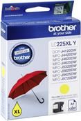 Brother LC-225XLY Tinte Gelb