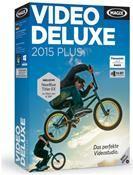 MAGIX Video deluxe 2015 Plus Win DVD DE-Version