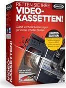 MAGIX Retten Sie Ihre Videokassetten Limited Edition Win DVD DE-Version