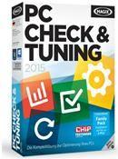 MAGIX PC Check & Tuning 2015 Win DVD DE-Version