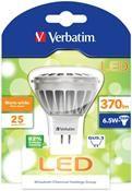 VERBATIM LED MR16 GU5,3 6,5W