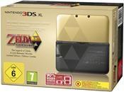 Nintendo 3DS XL Gold inkl. Zelda: A Link Between Worlds Limited Edition (DLC) EU