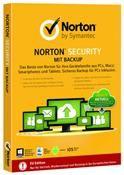 Symantec Norton Security with Backup 2.0 (2015) 25GB Win 10 Geräte DE-Version