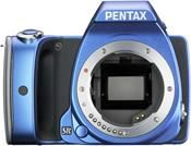Pentax K-S1 Body blau