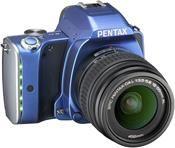 Pentax K-S1 Kit blau + DAL 18-55