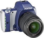 Pentax K-S1 Kit denim blue + DAL 18-55