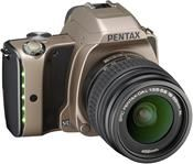 Pentax K-S1 Kit dusk gold + DAL 18-55