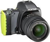 Pentax K-S1 Kit midnight black + DAL 18-55