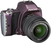 Pentax K-S1 Kit dawn purple + DAL 18-55